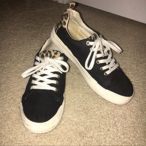 Children's sneakers.